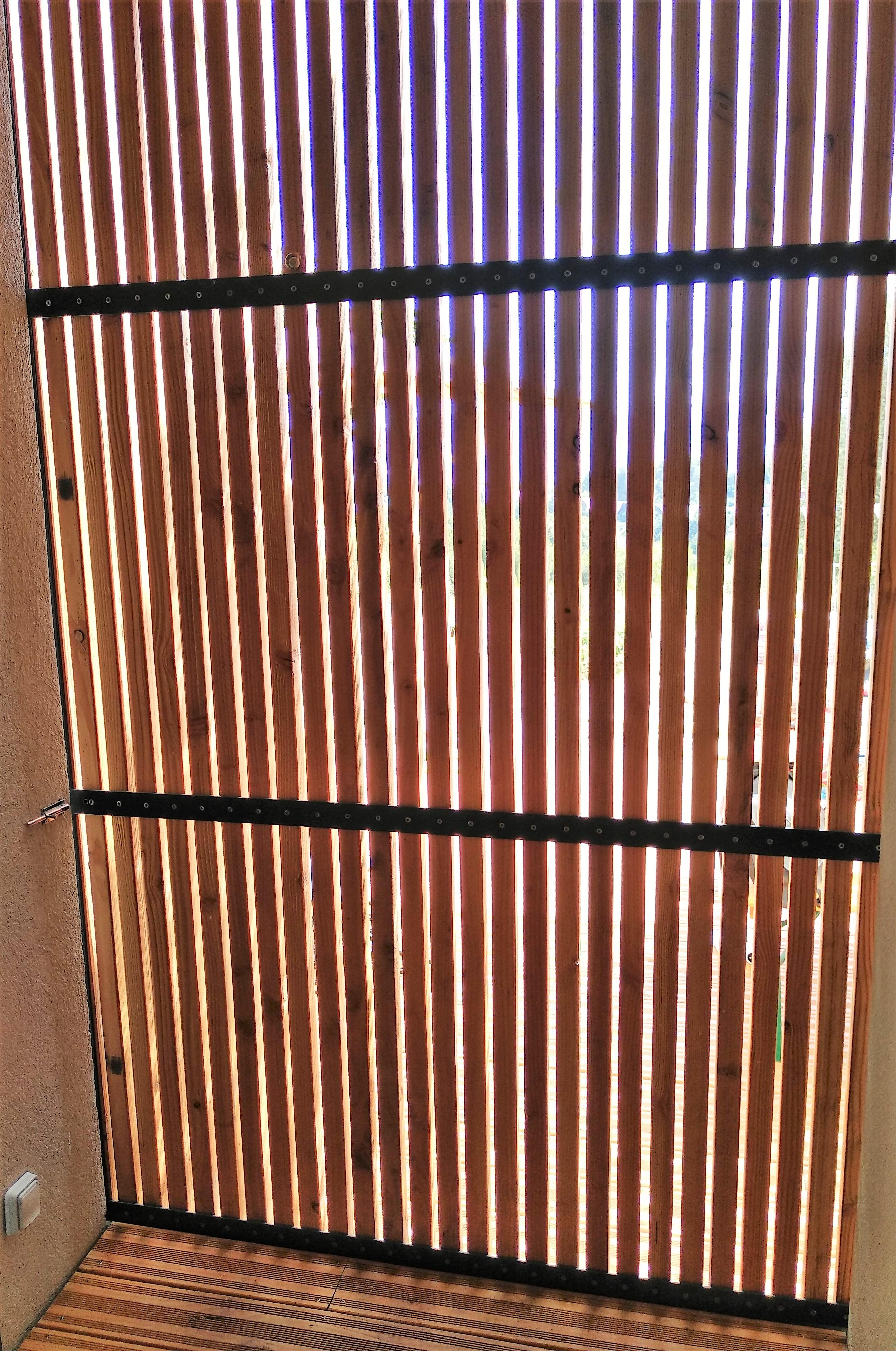 volet coulissant bois + acier 5 - Inoxngo