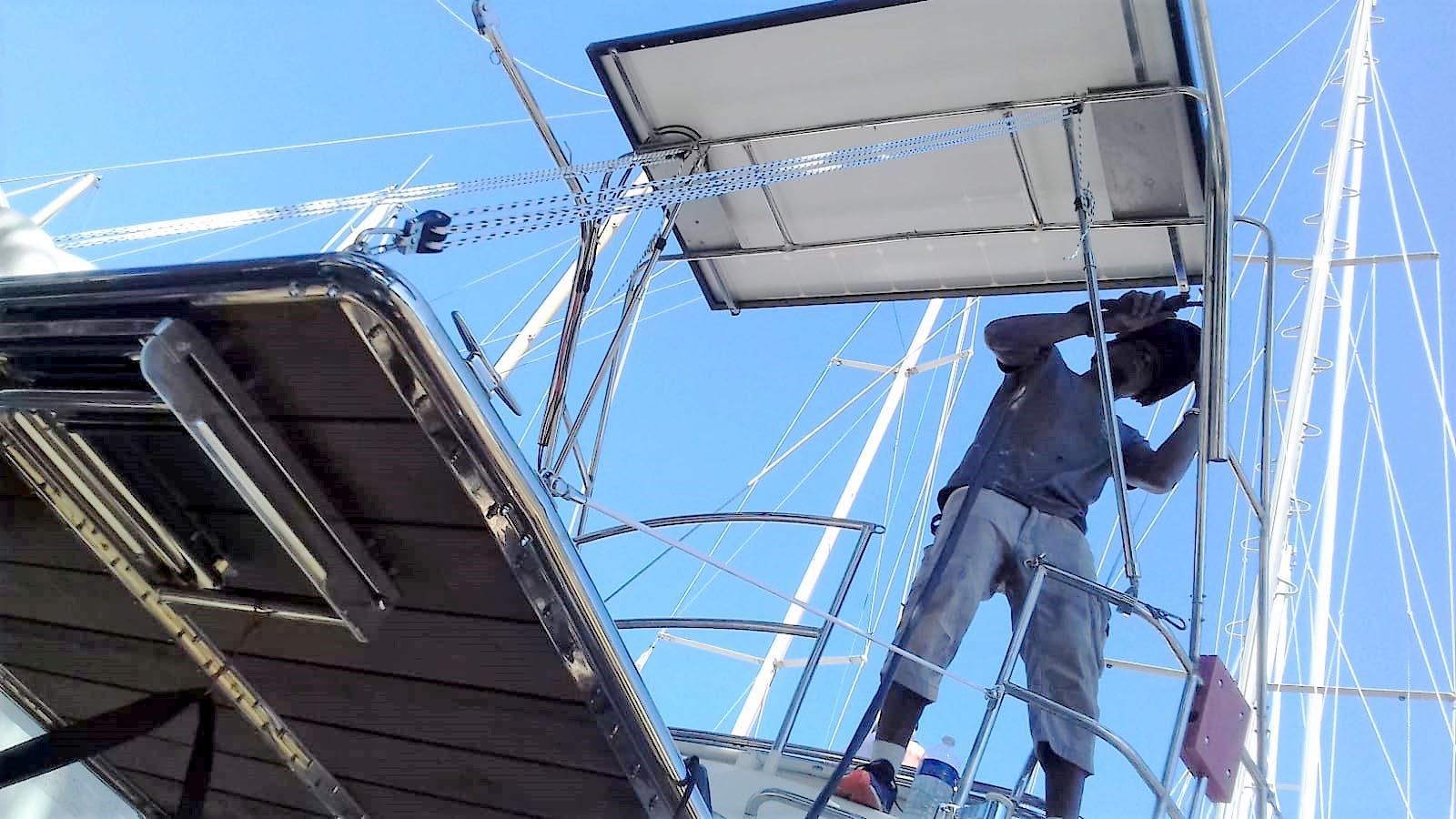 Inox-N'go-ferronnier-Marseille-support inox bateau-03