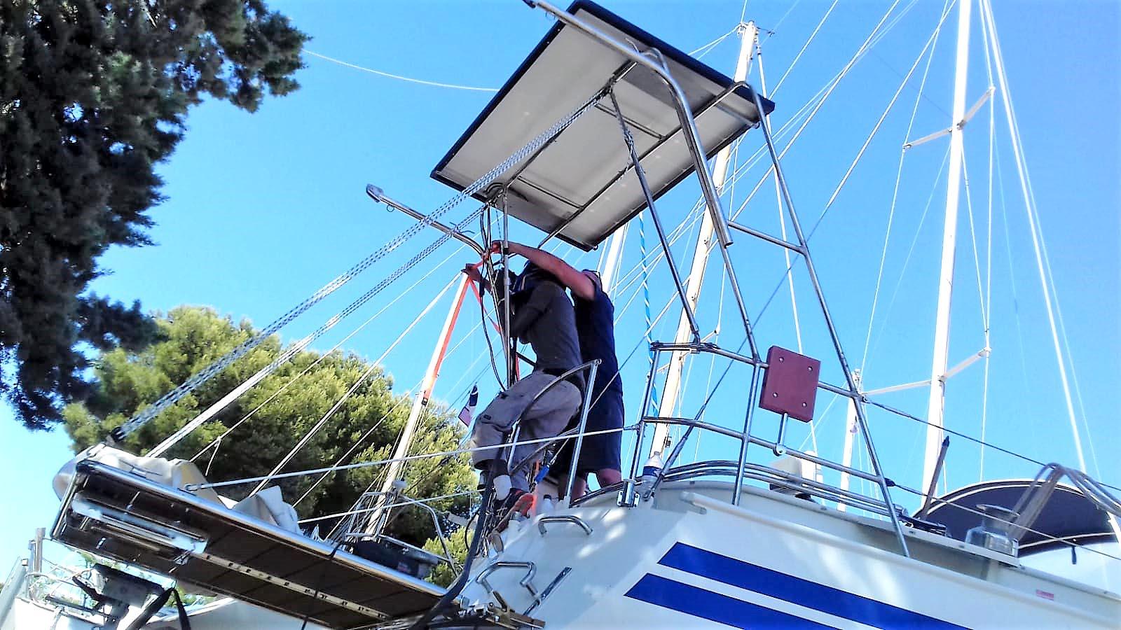 Inox-N'go-ferronnier-Marseille-support inox bateau-04